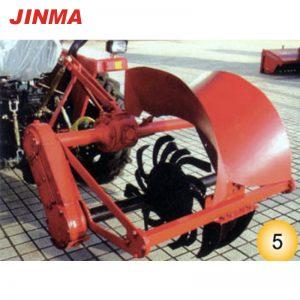 Ditching Machining (JINMA 18-25HP)