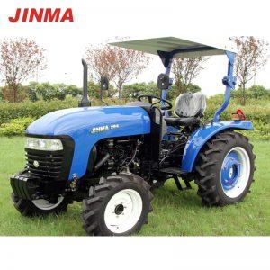 JINMA 4WD 25HP Wheel Farm Tractor (JINMA 254)