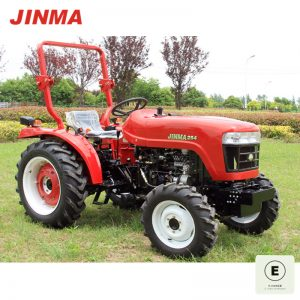 JINMA 4WD 25HP Wheel Farm Tractor with EPA Certification(JINMA 254)