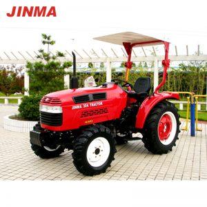 JINMA 4WD 30HP Wheel Farm Tractor (JINMA 304)