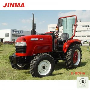 JINMA 4WD 35HP Wheel Farm Tractor with E-MARK Certification(JINMA 304E)