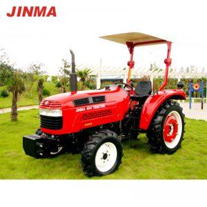 JINMA 4WD 40HP Wheel Farm Tractor (JINMA 404)