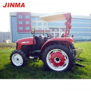 JINMA 4WD 40HP Wheel Farm Tractor with E-MARK Certification (JINMA 404E)