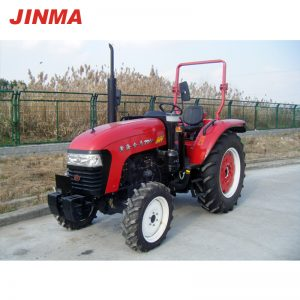 JINMA 4WD 70HP Wheel Farm Tractor (JINMA 704A)