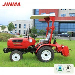 JINMA Mini Four Wheel Garden Small Tractor with EPA Certification(JINMA 164Y)
