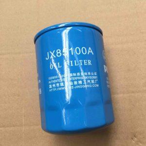 JX85100AOil-filter-installation-assy