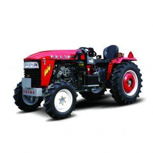 Jinma 4WD 40HP Garden Mini Tractor (JINMA 404D)